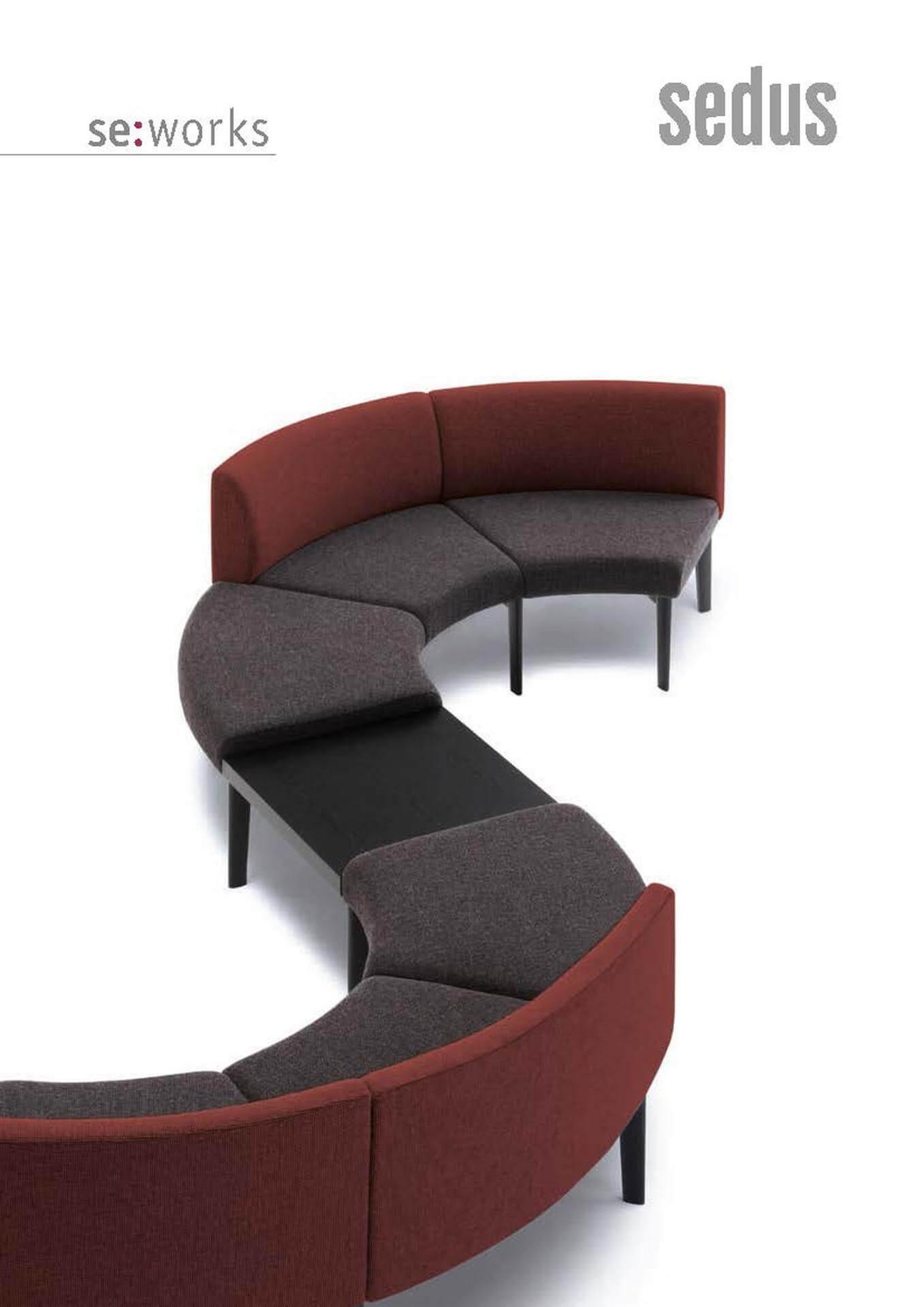 JCD Sedus banquette fauteuil salle dattente Page 01