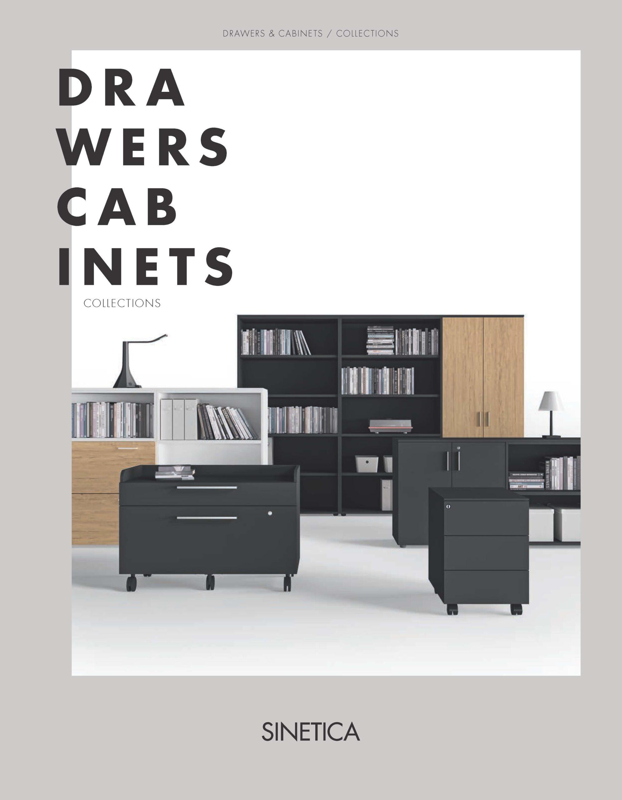 JCD Sinetica DRAWERS armoires et caissons de bureau Page 1