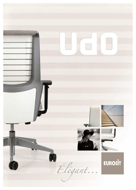 siege de bureau confortable UDO Page 01